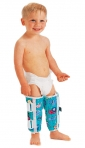 Pedi-Wrap Leg Immobilizer - With Straps
